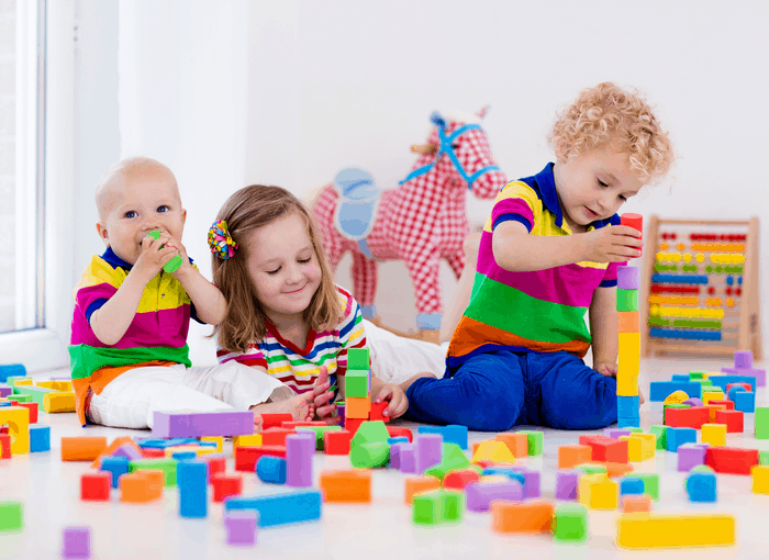 Developmental Activities For The First Five Years