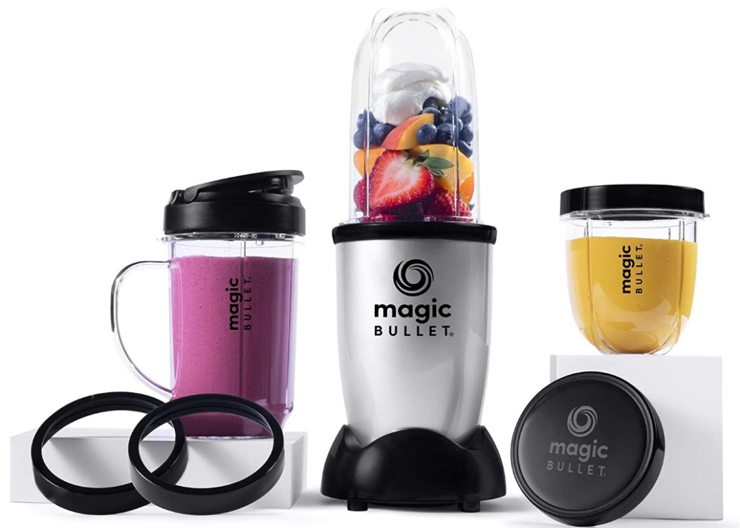 Magic Bullet Blender, 11 Piece Set