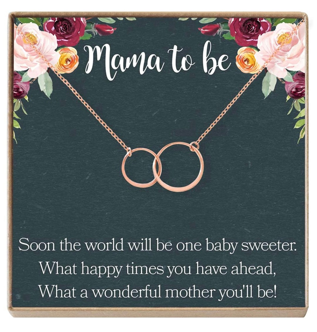 Pregnancy Gift Necklace