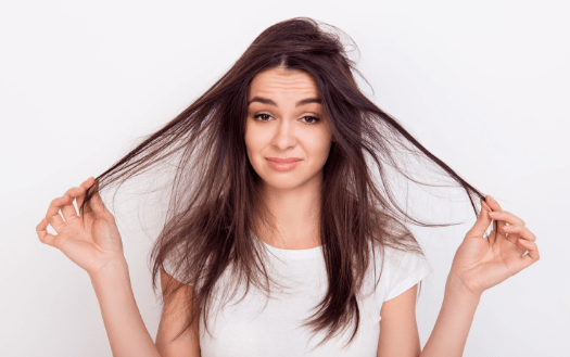 Postpartum Hair Loss: Hair Brush