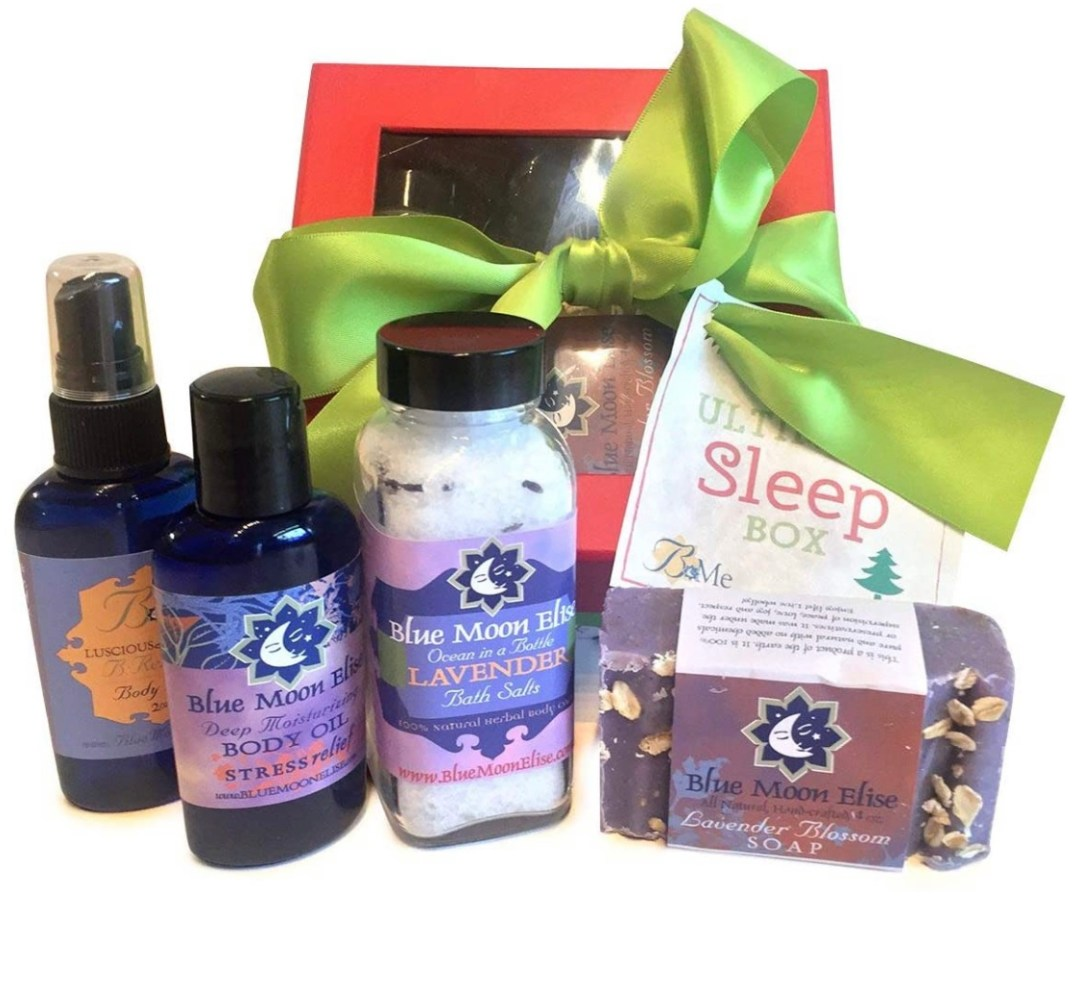 The Ultimate Sleep Gift Box