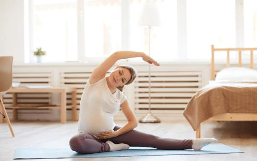 Pregnancy and Postpartum Safe Workout Challenge