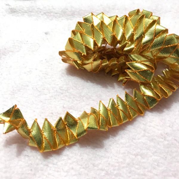 Golden Gota Lace