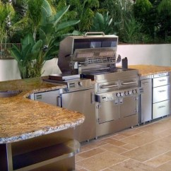 Outside Kitchen Designs Mobile Home Cabinets Outdoor Ideas Dan330 Sharing
