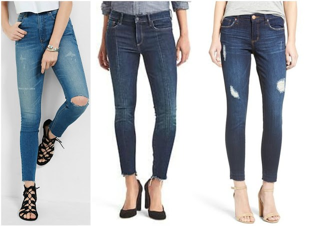 womens' jeans