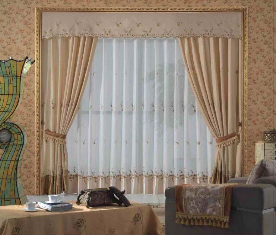 Model gorden jendela ruang tamu unik  Desain Rumah Minimalis