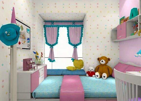 Kamar Tidur Anak Perempuan  Desain Rumah Minimalis
