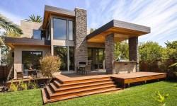 Model Teras Rumah Minimalis Batu Alam Paling Istimewa