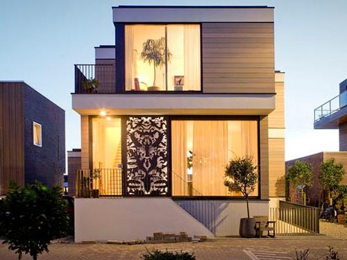 Wow Ini Dia Model Rumah Minimalis 2 Lantai Paling Keren