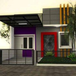 10 Contoh Model Rumah Minimalis Terbaru dan Terbaik 2019