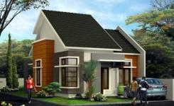 Contoh Model Rumah Minimalis Terbaru 5
