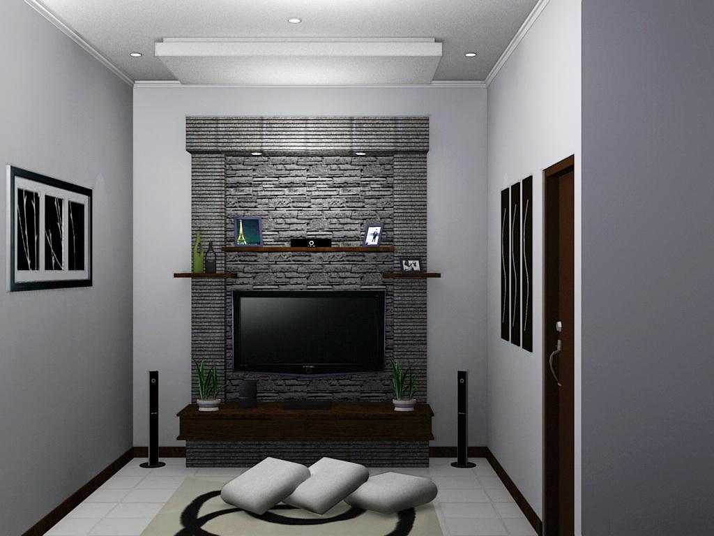 Desain Ruang Keluarga Minimalis 11  Desain Rumah Minimalis