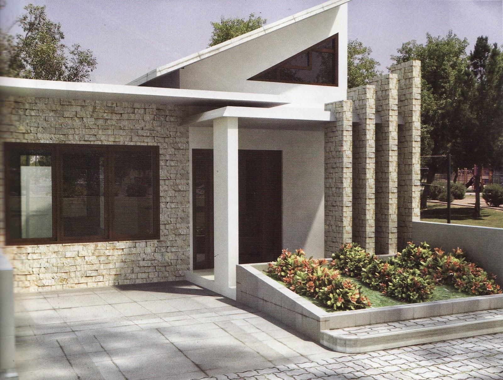 10 Model Rumah Idaman Minimalis Terbaru Paling Keren