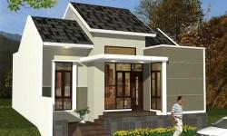 10 Model Rumah Sederhana Di Kampung Terbaru 2018