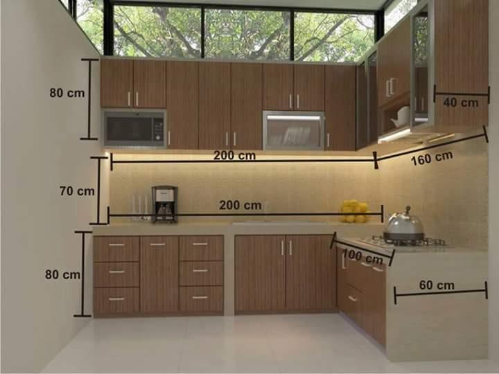 Daftar Harga Kitchen Set Minimalis Murah Olimpik  Desain