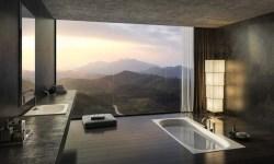 20 Desain Kamar Mandi Hotel Paling Eksotis Di Dunia