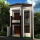 5 Desain Rumah Minimalis 2 Lantai Ukuran 6×9 Terbaru 2018