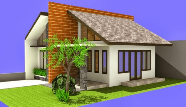 Permalink to 20 Contoh Rumah Minimalis Sederhana Modern Tampak Depan