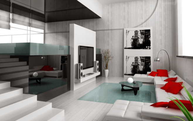 Inspirasi Desain Interior Rumah Minimalis 2 Lantai Arsiteq Com