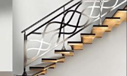 25 Model Railing Tangga Rumah Minimalis Terbaru