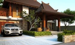 35 Gambar Rumah Joglo Modern Baru Terlengkap