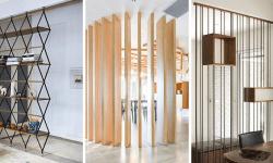 99 Model Pembatas Ruangan Minimalis Paling Baru