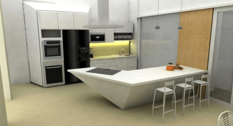 99 Gambar Dapur Minimalis Ukuran 2x3 Mungil Dan Elegan