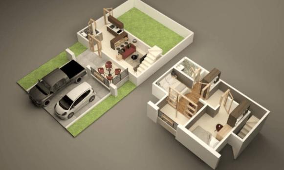 760 Koleksi Gambar Dan Ukuran Rumah Modern Gratis Terbaik