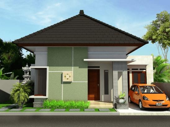 5 Desain Rumah Minimalis 2 Lantai Ukuran 6x9 Terbaru 2019