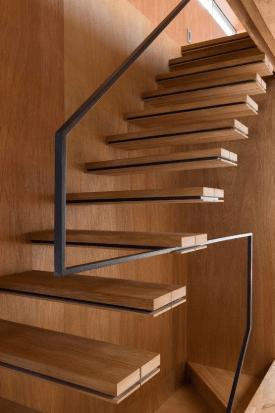 Desain Tangga Rumah Sempit : desain, tangga, rumah, sempit, Desain, Tangga, Minimalis, Ruangan, Sempit, Paling, Rumah