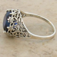 Ring Settings: Ring Settings Without Stones Sterling ...