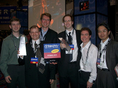 Winning Best of CES in 2004