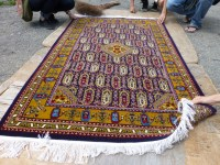 Handmade Carpets For Art Lovers - Live DIY Ideas