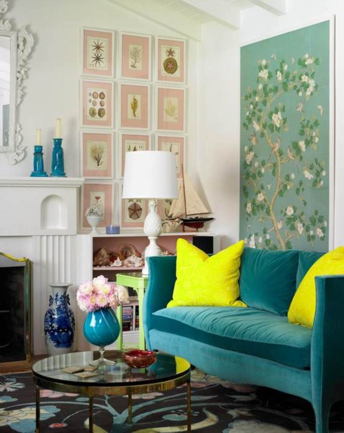 Some Easy Rules of Small Space Decorating
