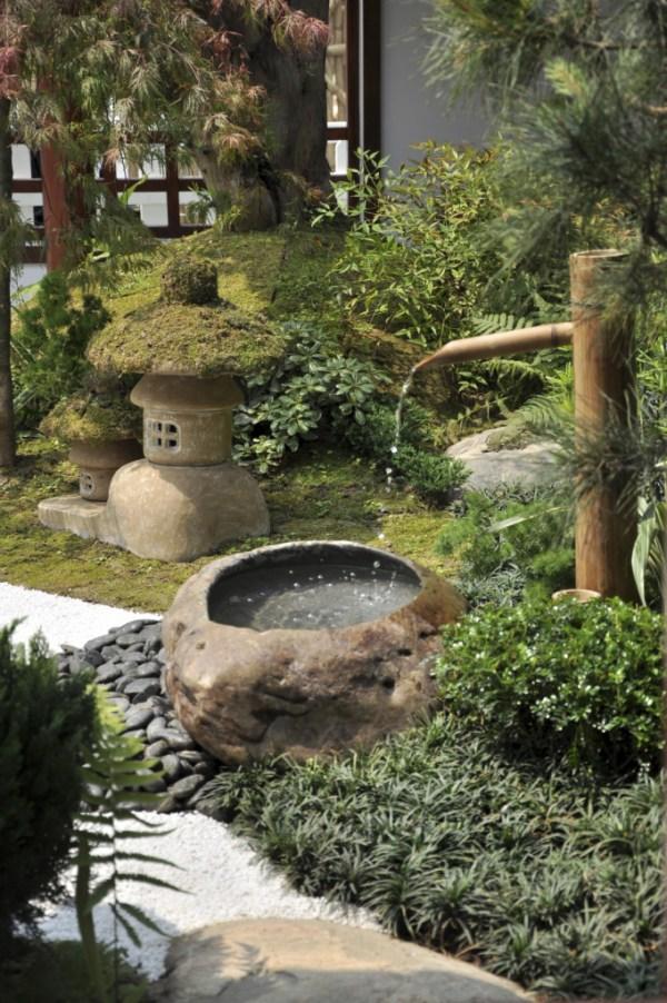 japanese style garden design