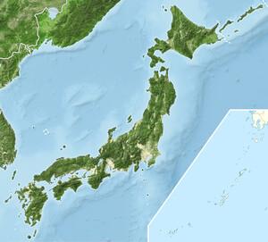 日本列島の平地