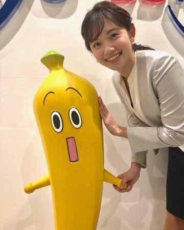 田中瞳アナのショートカット
