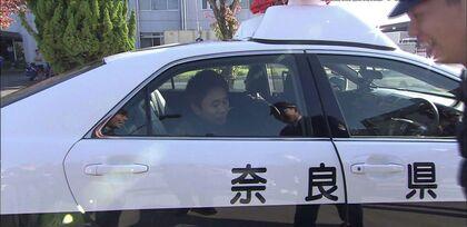 奈良県警の婦警さんの巨乳