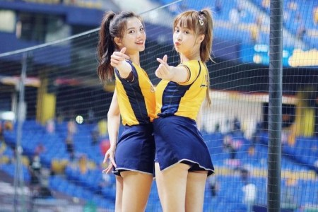 台湾プロ野球チアガール