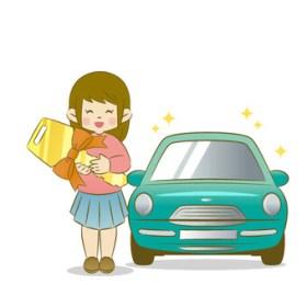 納車式の親子が桜井日奈子