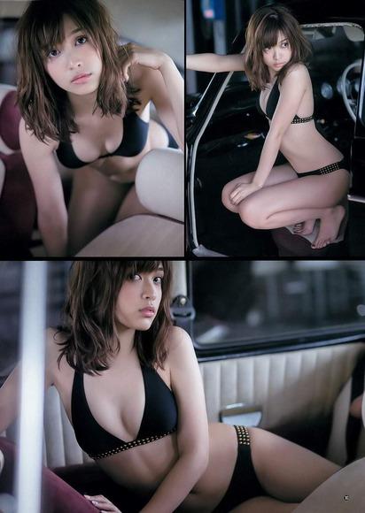 松本愛の画像037
