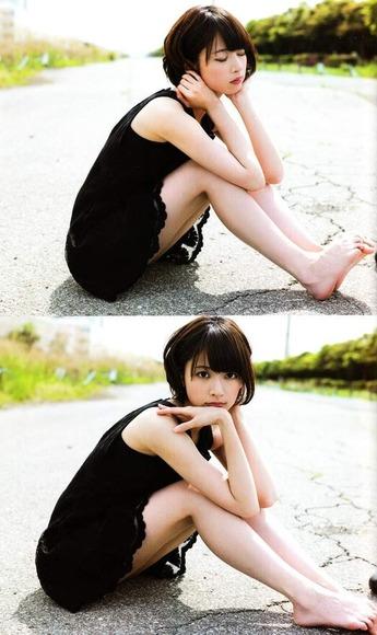 橋本奈々未の美脚画像024
