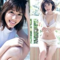 松田るか(22) 「日曜日のヒロイン」の爽快ビキニ。