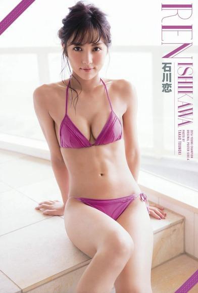 2016年9月1日追加 石川恋の美尻画像008