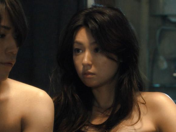 深田恭子のセックスシーン