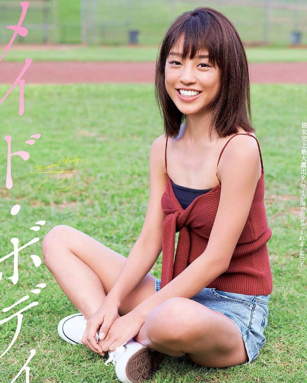 【畫像&動畫】黒い女子アナの岡副麻希アナよりテニスの大坂 ...