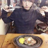 【AKB48】元総監督と現総監督「ステーキハウス・リベラ」で肉を食べながら語り合う【横山由依/ゆいはん/高橋みなみ/たかみな】