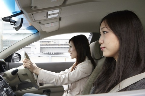 女-運転-怖い