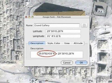 「ピラミッドの座標と光速度の定数が一致」の画像検索結果