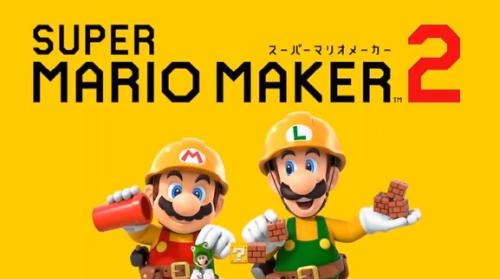 任天堂公式「マリオメーカー2」 昭和→平成→令和ステージを公開!